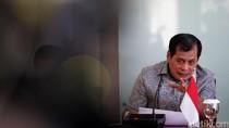 Novanto Menghilang, Nurdin Halid: Masak Ketum Golkar Hilang?