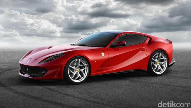 812 Superfast, Mobil Terkuat Ferrari
