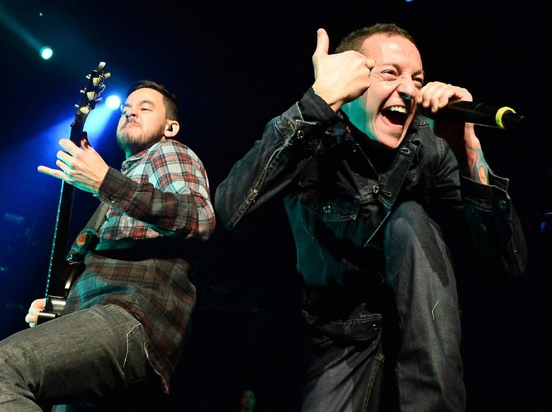 Sambutlah! Single Baru Linkin Park Bernuansa EDM