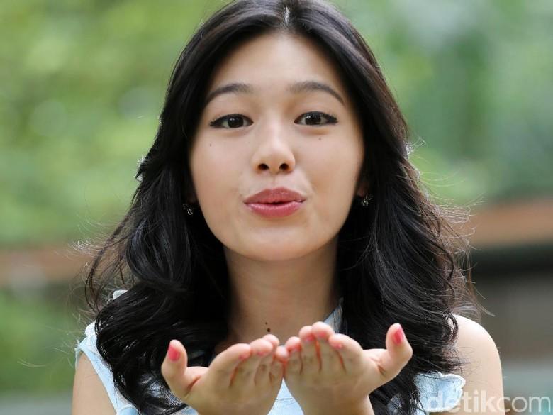Kuliah Jurusan Komunikasi, Claudy Putri Ingin Punya Butik