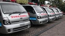 Dishub DKI Sediakan Voorijder Bantu Ambulans Tembus Macet