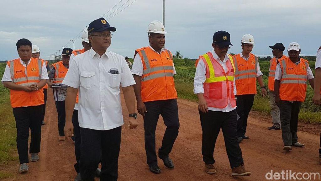 Saatnya Warga Papua Beralih ke Transportasi Darat