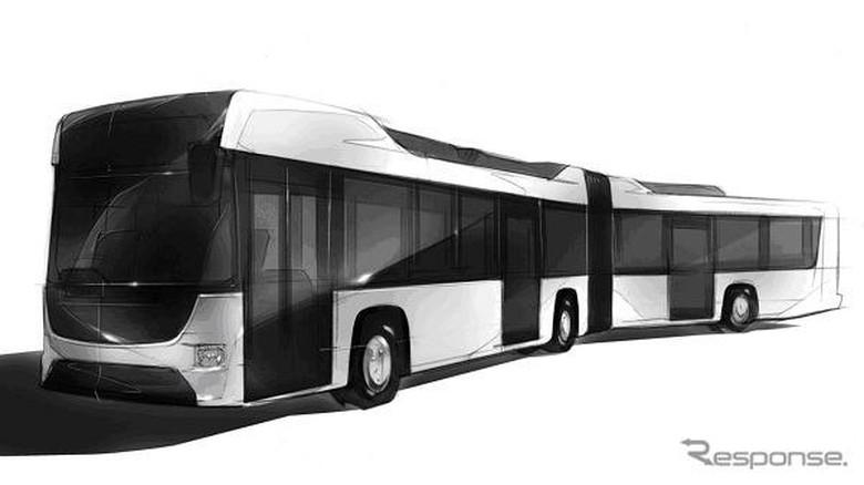 Siap Lahirkan Bus dan Truk Listrik, Hino?