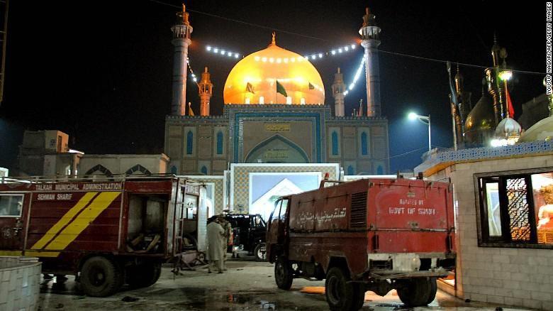 88 Orang Tewas Akibat Bom di Pakistan, 24 di Antaranya Anak-anak