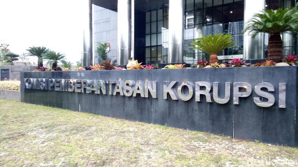 Kasus Suap APBD, KPK Periksa Pegawai Honorer Dinas PUPR Jambi