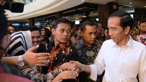 424 Video Pertanyaan Telah Dikirim untuk #JokowiMenjawab