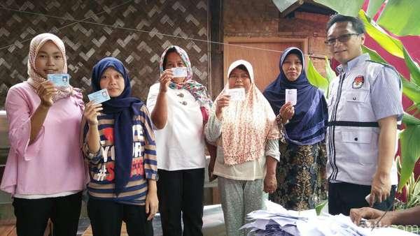 KPU Banten: Pemungutan Suara Ulang di 15 TPS Teluk Naga Lancar
