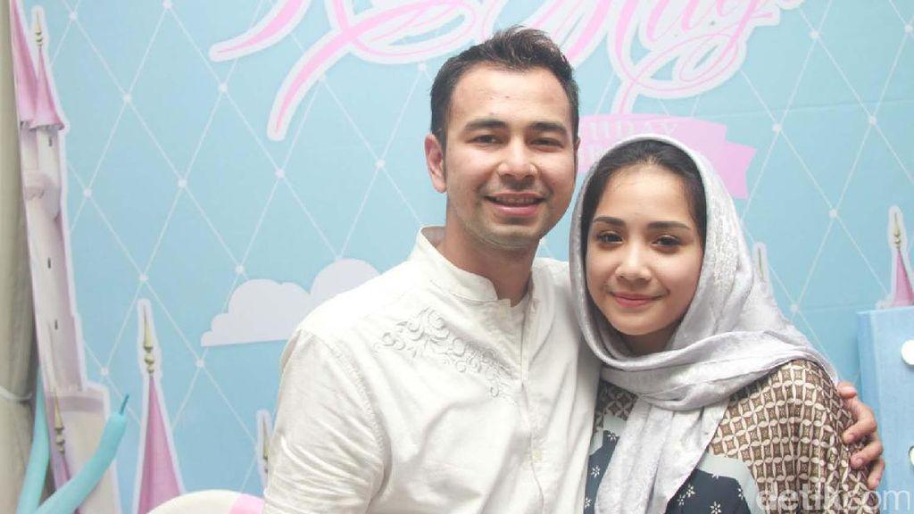 Makin Cantik, Nagita Slavina Didoakan Pakai Hijab Selamanya