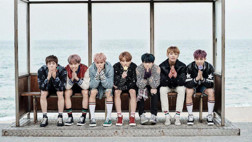 Makin Sukses, BTS Kini Tinggal di Apartemen Termahal di Korea