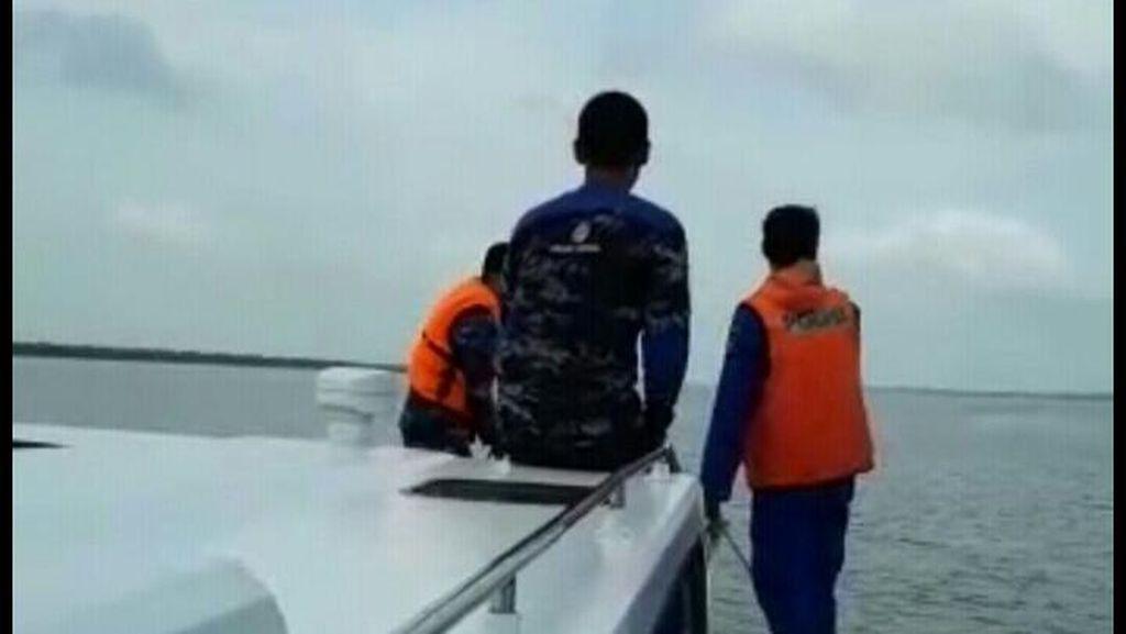 Kapal Motor Tenggelam di Banyuasin, 2 Orang Tewas