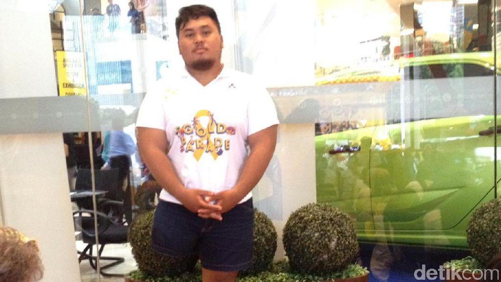 Usai Cedera Saat Main Futsal, Faris Diketahui Kena Kanker Tulang