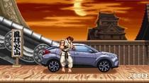Aksi Ryu Cs Duel Melawan Toyota C-HR