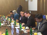 Bertemu Parlemen Ceko, DPR Bahas Kerjasama Ekonomi dan Teknologi