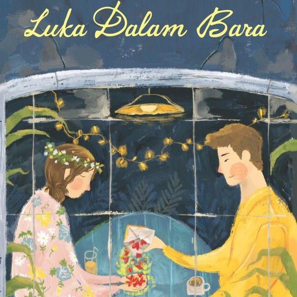 Buku Luka dalam Bara Masuk Longlist Anugerah Pembaca Indonesia 2017