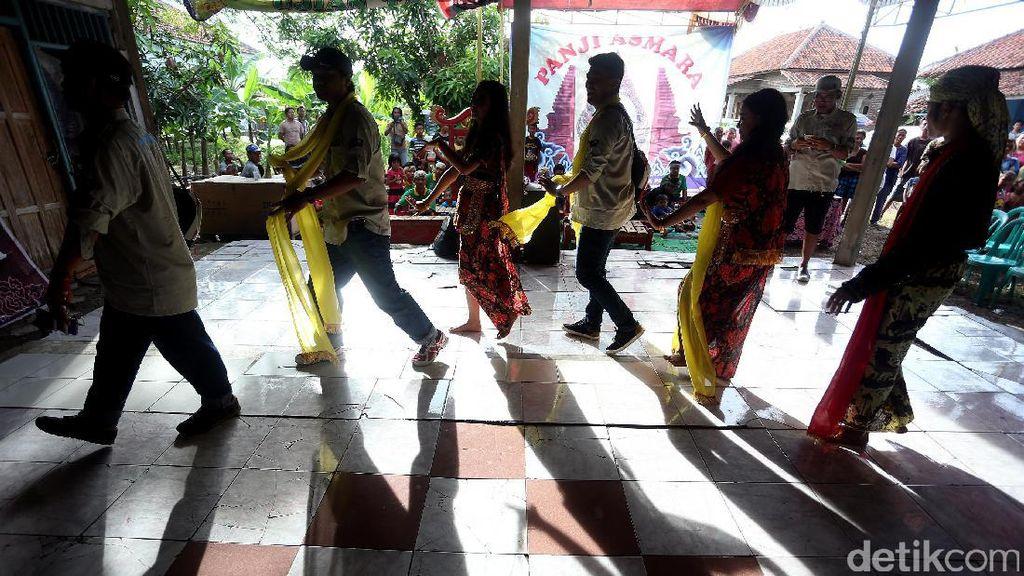 Risers Datsun Belajar Menari di Sanggar Tari Topeng Panji Asmara