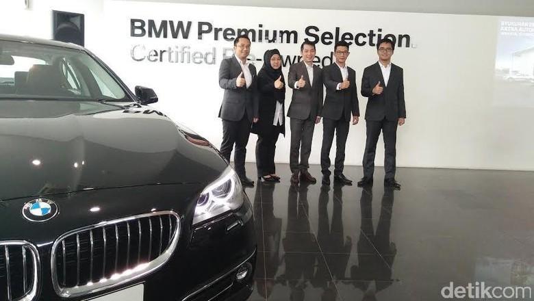 Jual BMW Bekas di Diler Resmi Lebih Tinggi 1-2 persen