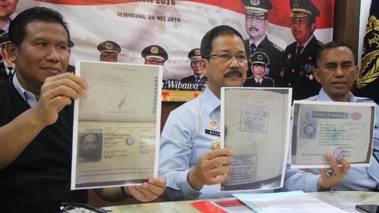 Overstay 6 Tahun, WN Malaysia Diamankan Petugas Imigrasi Jateng