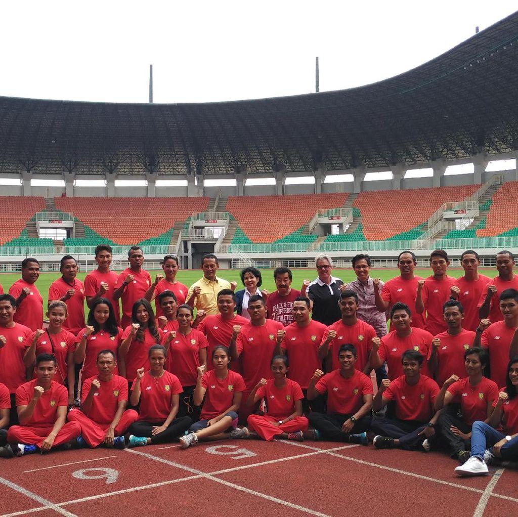 Program Masih Disusun, PASI Belum Mulai Pelatnas Asian Games