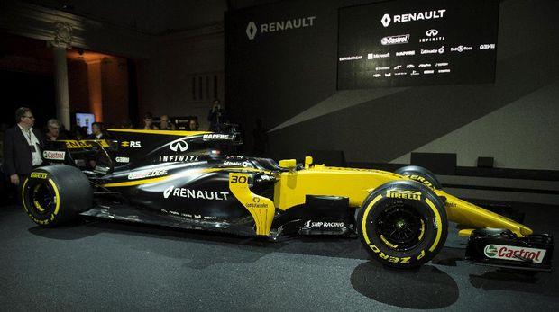 Perkenalkan 'Jet Darat' Barunya, Renault Pasang Target Lima Besar
