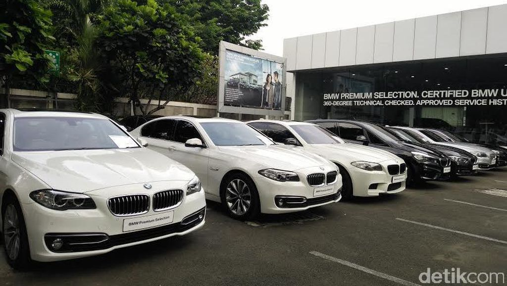Mobil Baru BMW Ada 5, MINI 2 Model