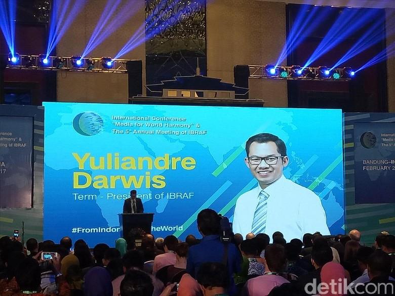 40 Negara Hadiri Konferensi Penyiaran di Bandung