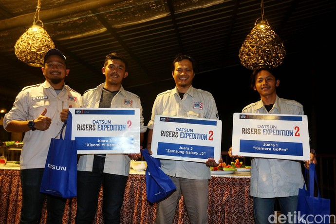 Para Juara Datsun Risers Expedition 2