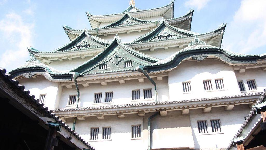 Menilik Kastil Nagoya yang Megah di Jepang