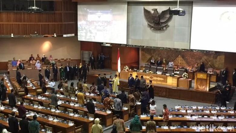 Gantikan Saduddin, Mardani Ali Sera Dilantik Jadi Anggota DPR