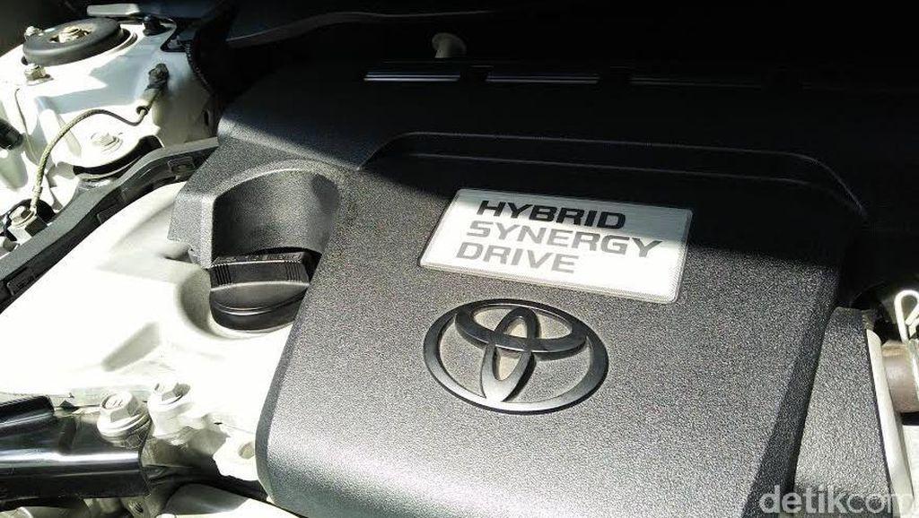 Ini yang Masih Jadi Tantangan Mobil Hybrid di Indonesia