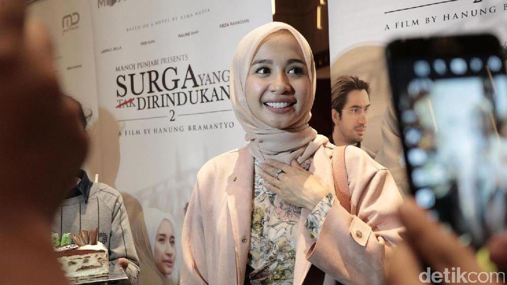Profesional dan Tepat Waktu, Kesan Sutradara Film Aisyah atas Laudya Cynthia Bella