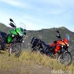 Taklukkan Berbagai Medan dengan Kawasaki Versys X 250 Tourer