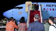 Soal Kampanye Naik Pesawat RI-1, Jokowi Akan Patuhi KPU