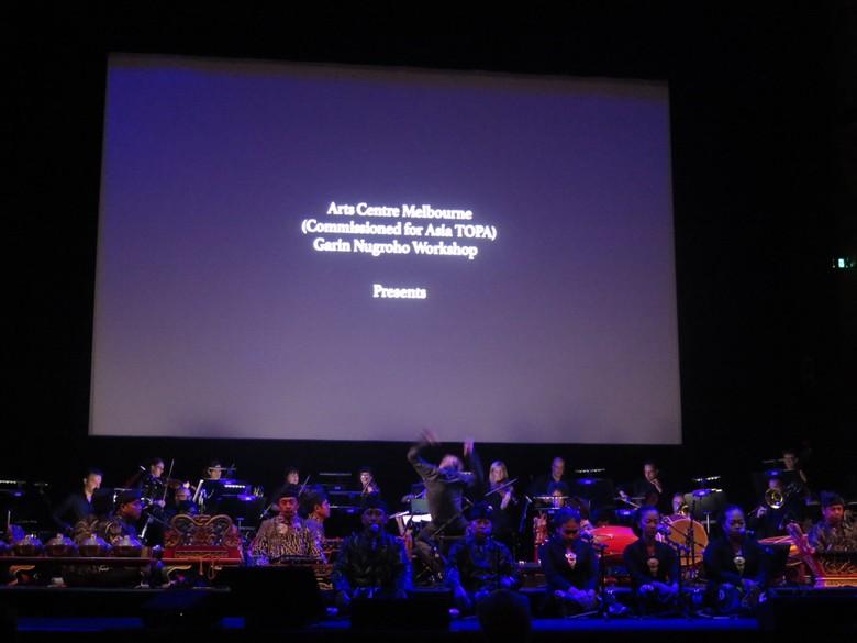 Intip Kemegahan Kolaborasi Gamelan dan Orkestra Setan Jawa di Melbourne