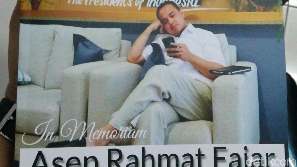 Asep di Mata Zainal Arifin Muchtar: Seperti Tokoh Danny Ocean