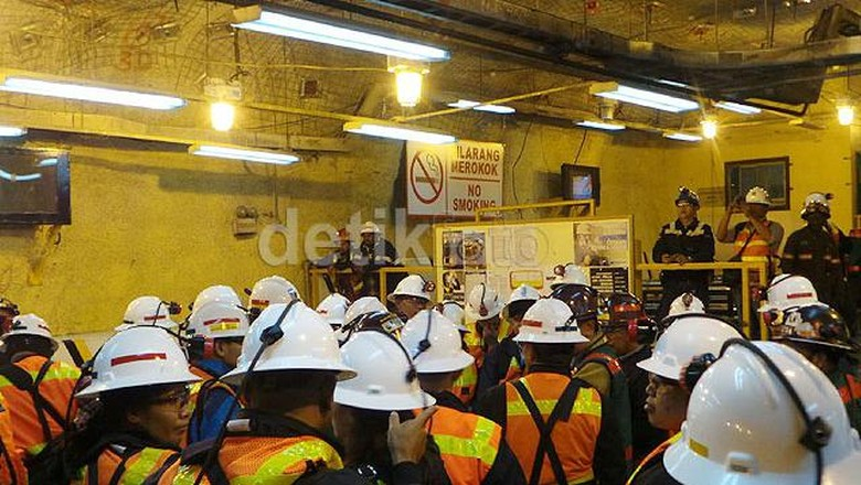 Freeport Janji Bangun Smelter Bila Diizinkan Menambang Emas Sampai 2041