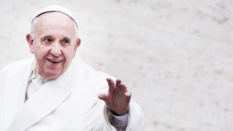 Paus Fransiskus Sarankan Pastor Tak Ragu Minta Bantuan Eksorsis