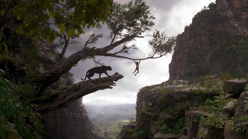 Nah Lho! Setelah Disney, Warner Bros Juga Garap The Jungle Book