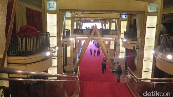 Publik Padati Dolby Theatre untuk Ngintip Persiapan Oscar 2017