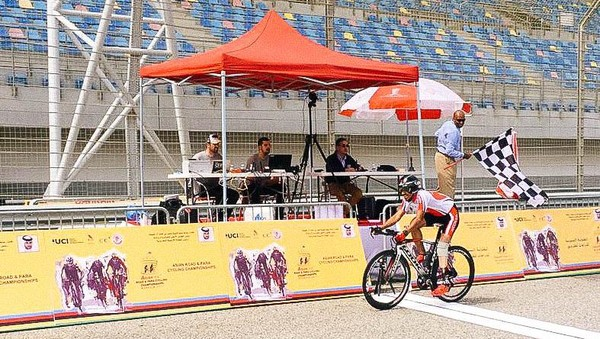Debut M. Fadli di Balap Sepeda Cukup Menjanjikan