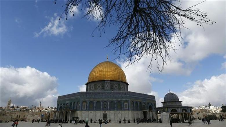 Masjid Al Aqsa (AFP)