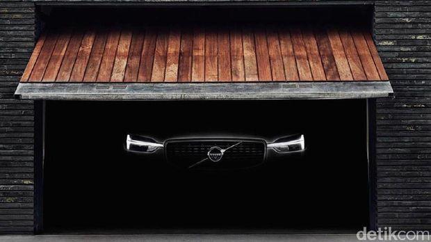 Volvo Mulai Bocorkan Tampilan All New XC60