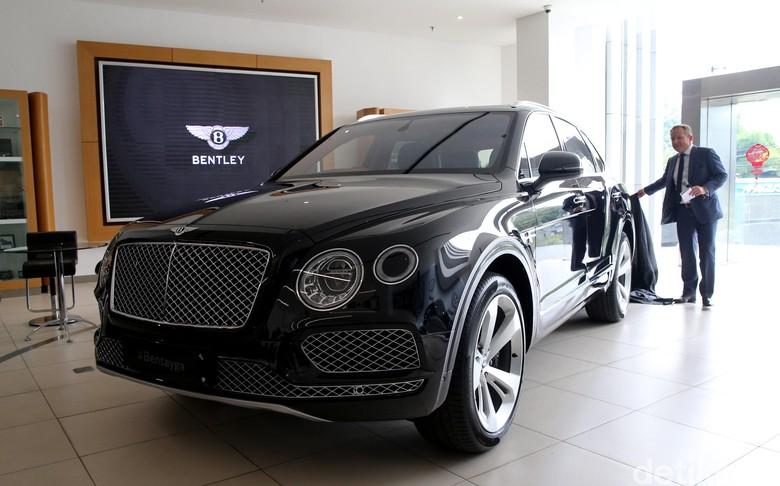 Bentley Siapkan SUV Lagi, Adik Bentayga, Bisa Pakai Listrik