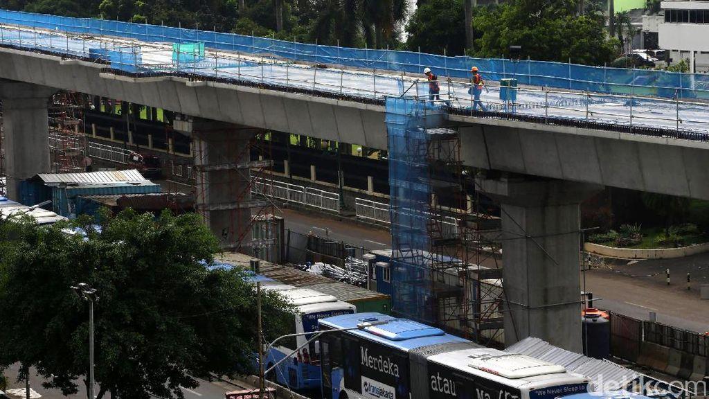 Banyak Dibangun Transportasi Umum, Kemenhub: 2029 Jakarta Tak Lagi Macet