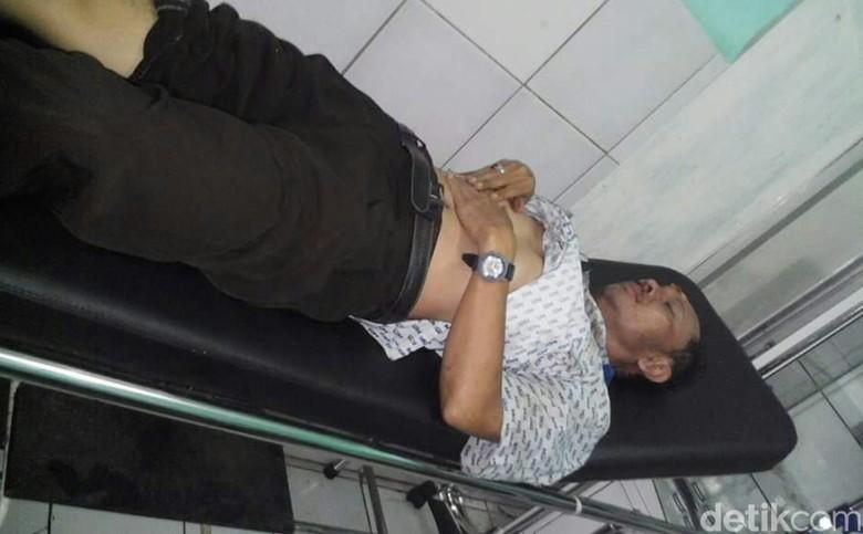 Supir Bus yang Tabrak Motor dan Rumah di Sukabumi Jadi Tersangka