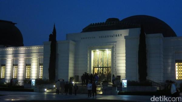 Belajar Astronomi di Griffith Observatory, Tempat Syuting La La Land