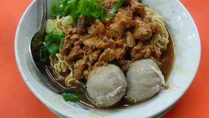 Kalau ke Kantin di Lotte Shopping Avenue, Bisa Coba Makanan Ini