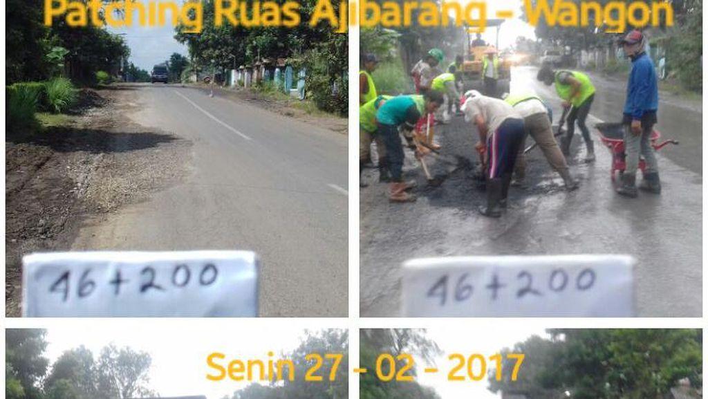 90% Kerusakan Jalan Nasional di Jatim Sudah Ditangani