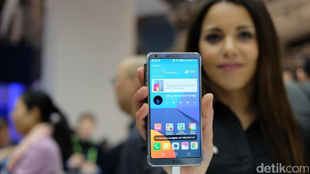 Tinggalkan LCD, Ponsel LG Beralih ke Layar OLED
