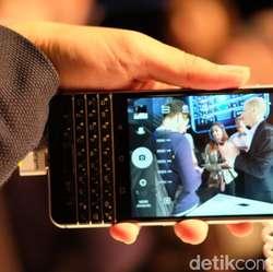 BlackBerry KEYone: Begitu Berbobot!