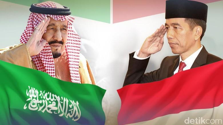 Menengok Kembali Hasil Pertemuan Jokowi-Raja Salman di Arab Saudi